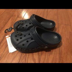 Boys Crocs size 13